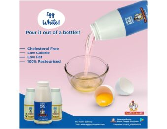 Liquid Egg White: Perfect protein source for all ages