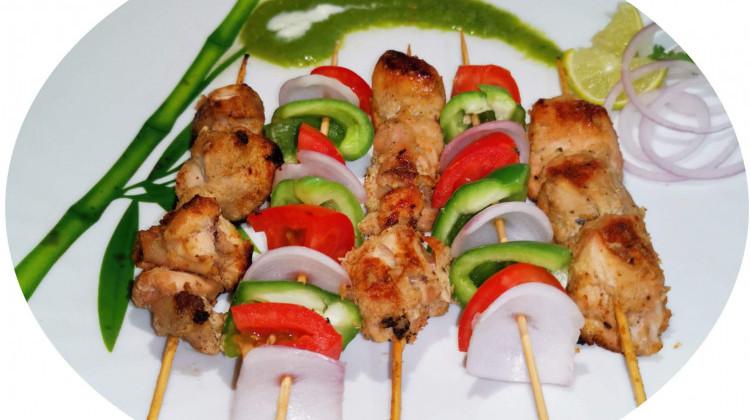 Reshmi Chicken Tikka