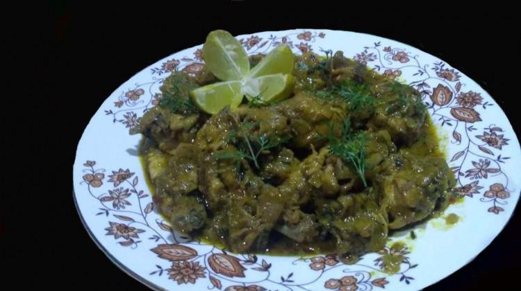 Chicken Kali Mirch