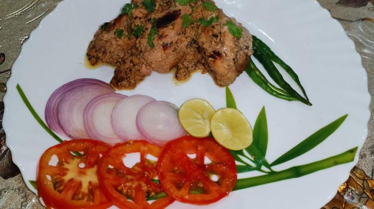 Chicken Afghani