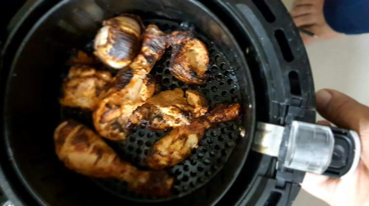 Air Fried Tandoori Chicken