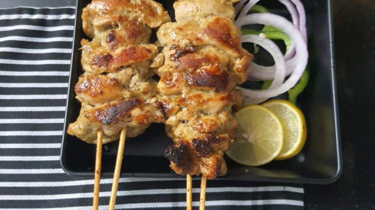 Reshmi Chicken Tikka: Lucknow Special