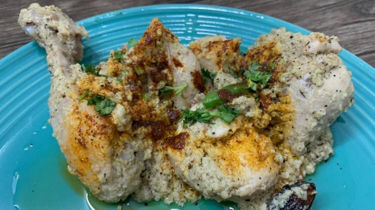 Patiyala Malai Chicken - Regional Recipe Diwali Contest